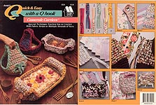 Annie's Attic Quick & Easy Casserole Carriers with a Q Hook