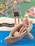 Annie's Fashion Doll Crochet Club: Crochet Canoe