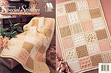 Annie's Attic Crochet Special Stitches Sampler