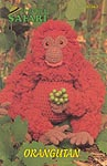 Annie's Attic Crochet Safari: Orangutan