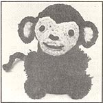 Annie's Attic Cleanser Critters: Charley Chimp
