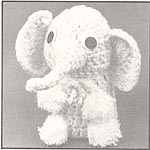 Annie's Attic Cleanser Critters: Olly Elephant