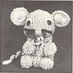 Annie's Attic Cleanser Critters: Mortimer Mouse