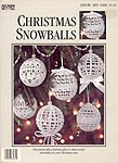 Leisure Arts Christmas Snowballs