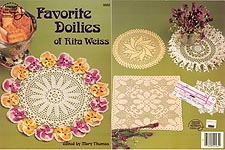 ASN Favorite Doilies of Rita Weiss