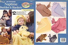 The Needlecraft Shop: Naptime Buddies & Blankets on the Double