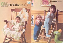 Columbia-Minerva For Baby With Love outfits to knit and crochet