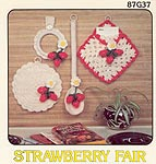 Strawberry Fair Kitchen Set