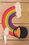 Rainbows: Wall Hanging & Pot O' Gold
