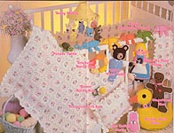 Annie's Attic Lullaby Baby Set