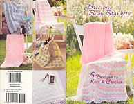 American School of Needlecraft Precious Baby Blankets