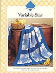 Vanna's Variable Star Afghan
