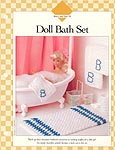Vanna's Doll Bath Set