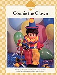 Vanna's Connie the Clown outfit for 13 inch doll