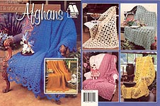 Annie's Attic Crochet Heirloom Afghans