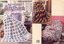 Leisure Arts Just the Right Afghan