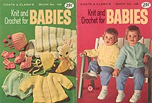 Coats & Clark Knit and Crochet for Babies