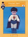 Crochet Hero, by Td creations, inc. for 13 inch doll