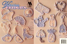 nnie's Attic Crochet Victorian Fridgies