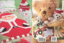 House of White Birches Christmas in Crochet