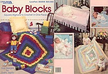 Leisure Arts Baby Blocks