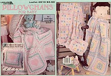 Leisure Arts Pillowghans for Baby