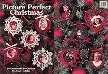 Leisure Arts Picture Perfect Christmas
