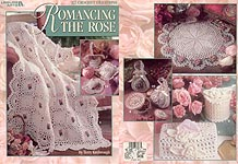 Leisure Arts Romancing the Rose
