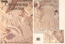 Leisure Arts Christening Collection