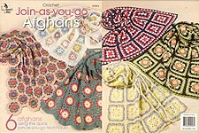 Annie's Attic Crochet Join-As-You-Go Afghans