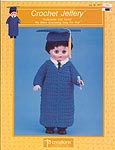Jeffery the Graduate, by Td creations, inc. for 13 inch doll