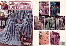 Leisure Arts Mile- A- Minutes for Everyone