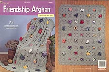 The Needlecraft Shop Crochet Friendship Afghan