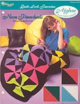 The Needlecraft Shop Afghan Collector Series: Neon Pinwheels