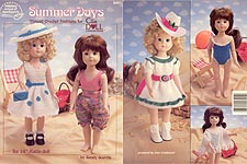 Summer Days for 14 inch Katie dolls