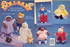 Doll Baby Easy Clothes to Knit & Crochet