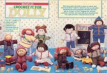 McCall's Crochet It For Dolly