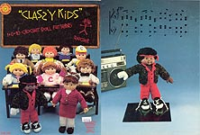 """Classy Kids"" Crochet Doll Patterns"
