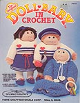 The Original Doll Baby In Crochet