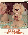 Annie's Attic King of the Cookies