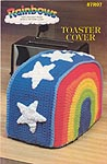 Rainbows: Toaster Cover