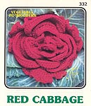 Annie's Attic Vegetable Potholders: Red Cabbage
