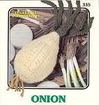Annie's Attic Vegetable Potholders: Onion