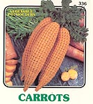 Annie's Attic Vegetable Potholders: Carrots
