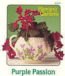 Annie's Attic Hanging Gardens: Purple Passion