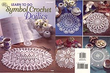 ASN Learn to do Symbol Crochet Doilies