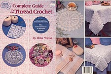 ASN Complete Guide to Thread Crochet