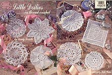 ASN Little Doilies in Thread Crochet