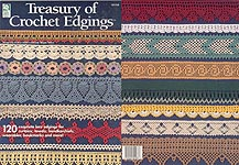 HWB Treasury of Crochet Edgings