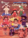 TNS Cindy Doll Crochet Holiday Costume Party
